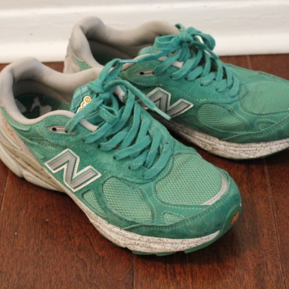 timeless design 6d7fb 0fcb7 New balance 990 womens sneakers size 7
